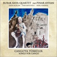 Album Songs For Cango by Burak Kaya