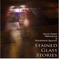 Album Stained Glass Stories by Eldad Tarmu