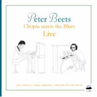 Chopin meets the Blues Live by Peter Beets