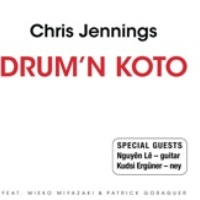 Drum'n Koto by Chris Jennings