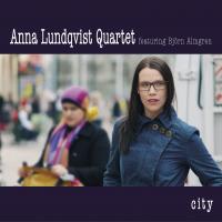 Album City by Anna Lundqvist Quintet