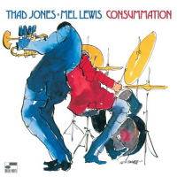 "Read ""Thad Jones-Mel Lewis Orchestra: Consummation – 1970"""