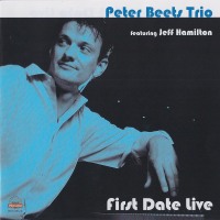 Album First Date Live by Peter Beets