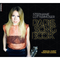 Album Paris Songbook by Stephanie Lottermoser