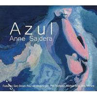 Azul by Anne Sajdera