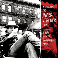 Javier Vercher: Introducing The Javier Vercher Trio