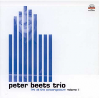 Album Live at the Concertgebouw - Volume II by Peter Beets