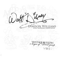 Album Walt Disney by Jamison Williams