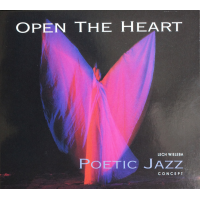 Album Poetic Jazz Open The Heart by Lech Wieleba