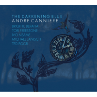 Andre Canniere: The Darkening Blue