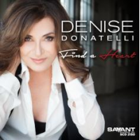 Album Find a Heart by Denise Donatelli