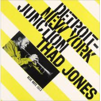 "Read ""Thad Jones: Detroit-New York Junction – Blue Note 1513"" reviewed by Marc Davis"