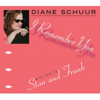 "Read ""Diane Schuur: I Remember You (With Love to Stan and Frank)"" reviewed by Victor L. Schermer"