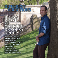 Bossa Brasil and Mauricio De Souza Group: Mauricio de Souza: Different Directions