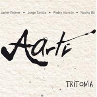 Album Aarti:Tritonia by Javier Feltrer