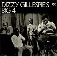 "Read ""Dizzy Gillespie: Dizzy's Big 4"" reviewed by"