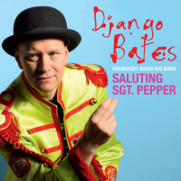 Album Saluting Sgt. Pepper by Django Bates