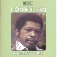 Album Richard's Tune by Don Pullen