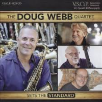 Album Sets The Standard by Doug Webb