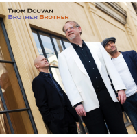 "Guitarist Thom Douvan Returns To His Detroit Roots On ""Brother Brother"" (4/29)"
