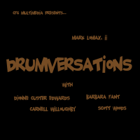 Album Drumversations by Dr. Mark Lomax, II