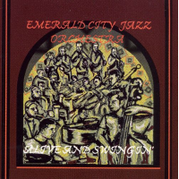Emerald City Jazz Orchestra - Alive And Swingin' by Reuel Lubag