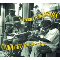 Album I THOUGHT YOU KNEW by THE EBONY HILLBILLIES
