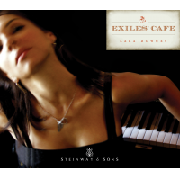 Album Exiles' Cafe by Lara Downes