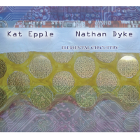 Album Elemental Circuitry by Kat Epple
