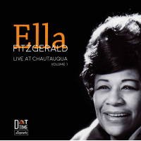 Ella Fitzgerald: Live at Chautauqua. Vol. 1