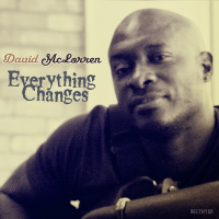 Album Everything Changes by David McLorren