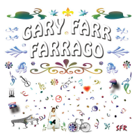 Album Farrago by Gary Farr