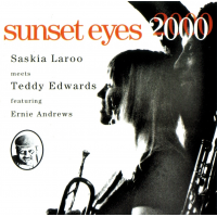 Album Sunset Eyes 2000 by Saskia Laroo