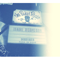 Isamu McGregor: Live at the Baked Potato!