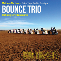 """Tom Thumb"" by Matthieu Marthouret /Bounce Trio feat. Serge Lazarevitch"