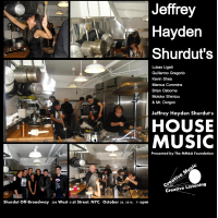 Jeffrey H. Shurdut's House Music Live Off-Broadway