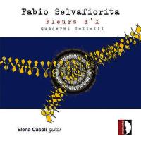 Fabio Selvafiorita: Fleurs d'X – Quaderni I-II-III