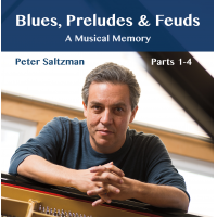 Album Blues, Preludes & Feuds by Peter Saltzman