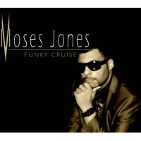 Album Funky Cruise by Moses Jones