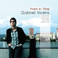 Album Point in Time by Gabriel Vicéns