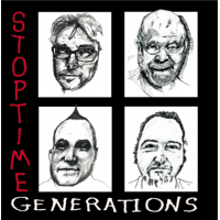 Album Stop Time - Generations by John Harrington jazz