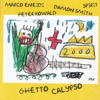 Album Ghetto Calypso by Marco Eneidi