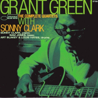"Read ""Grant Green: The Complete Quartets with Sonny Clark – 1961-62"" reviewed by Marc Davis"