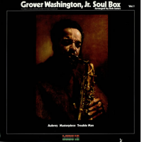 "Read ""Grover Washington, Jr.: Soul Box"" reviewed by C. Andrew Hovan"