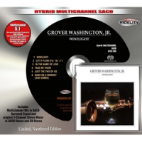 "Read ""Grover Washington, Jr.: Winelight (Hybrid SACD 5.1 Multichannel)"" reviewed by Jeff Winbush"