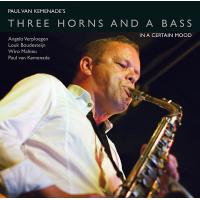 Van Kemenade's Three Horns And A Bass
