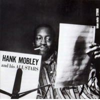"Read ""Hank Mobley and his All Stars – Blue Note 1544"" reviewed by Marc Davis"