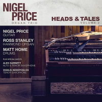 Album Heads & Tales Volume 2 by Nigel Price