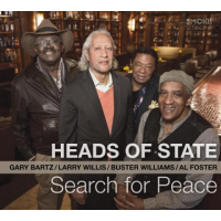 Album Search for Peace by Gary Bartz