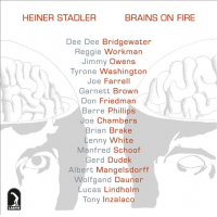 Heiner Stadler: Heiner Stadler: Brains on Fire